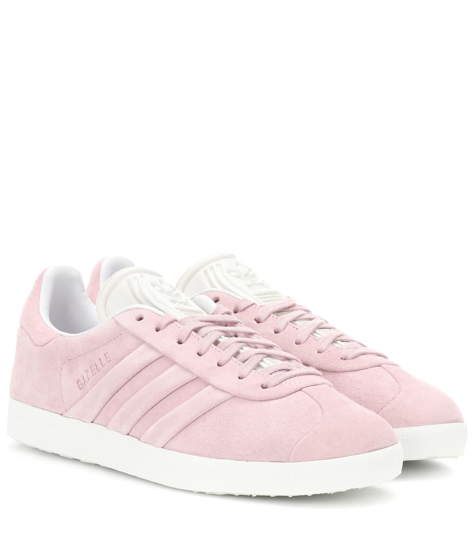 8e1c99d17c01 Gazelle Stitch And Turn Sneakers - Adidas Originals
