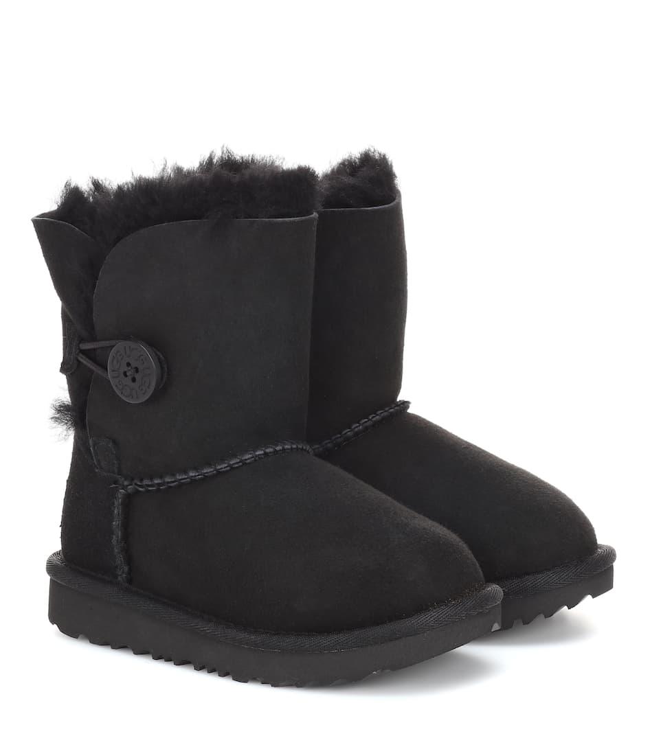 66bbc1a2b02 UGG Kids - Bailey Button II boots | Mytheresa