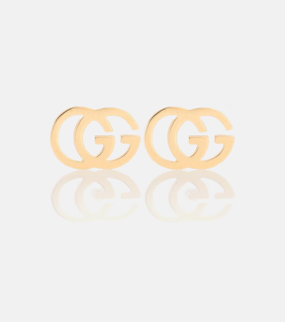 0ea390151 Shoptagr   Boucles D'oreilles Gg En Or 18 Ct by Gucci