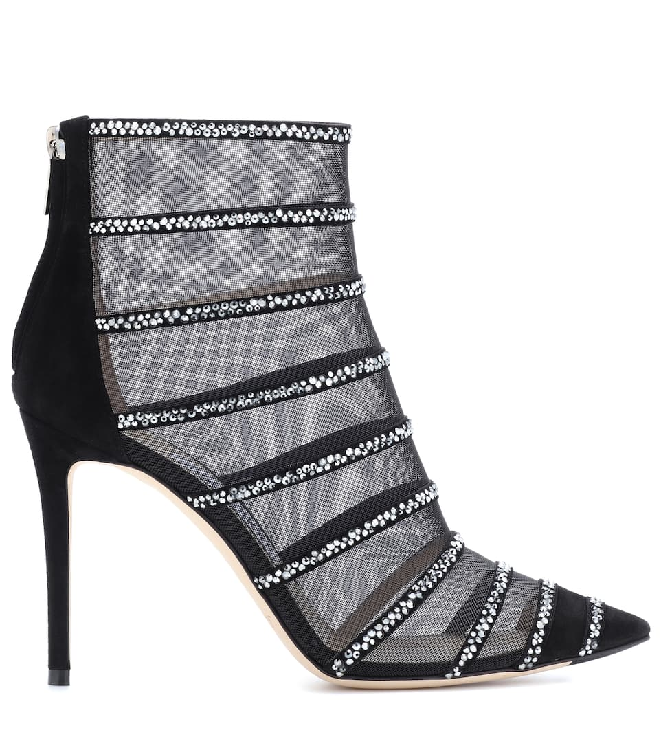 Jimmy Choo Ankle Boots Belle 100