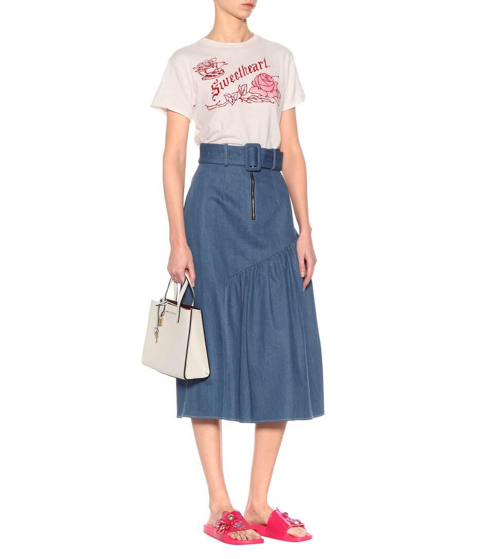 Marc Jacobs Verzierte Pantoletten