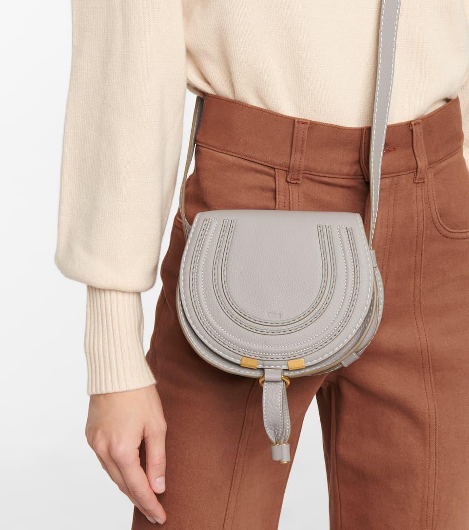 02595813 Marcie Small leather shoulder bag