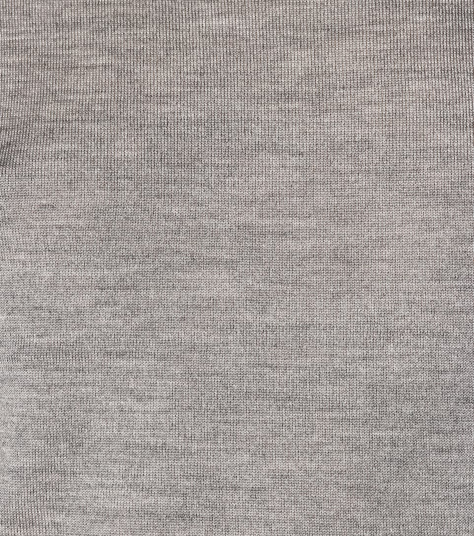 Brunello Cucinelli Pullover aus Cashmere und Seide