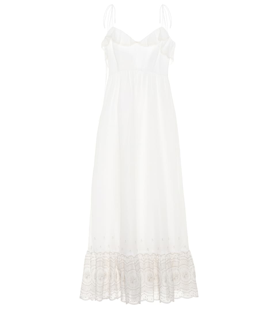 Sneakernews Cheap Online Sunday Morning cotton maxi dress Athena Procopiou Authentic Amazing RILc5Q8L