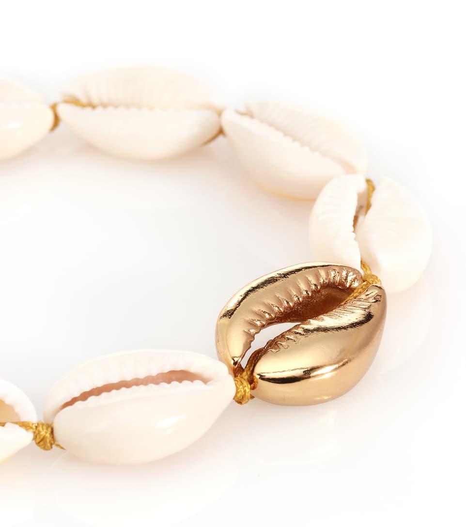 Puka Bracelet Plaqué Or DesignMytheresa 22 Et N° Artnbsp;p00368406 Coquillages Ct Tohum Concha En pLzGUMVqSj