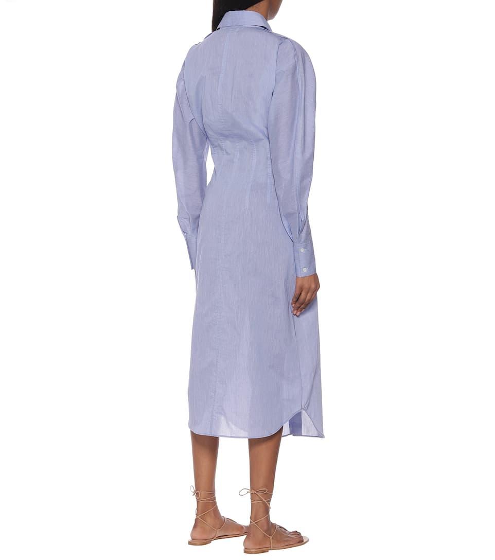 Acne Studios - Cotton-blend shirtdress