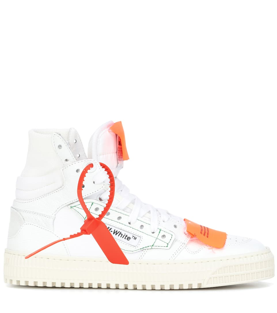 Sneakers PelleMytheresa Off In White Court 1 6fbgyvY7