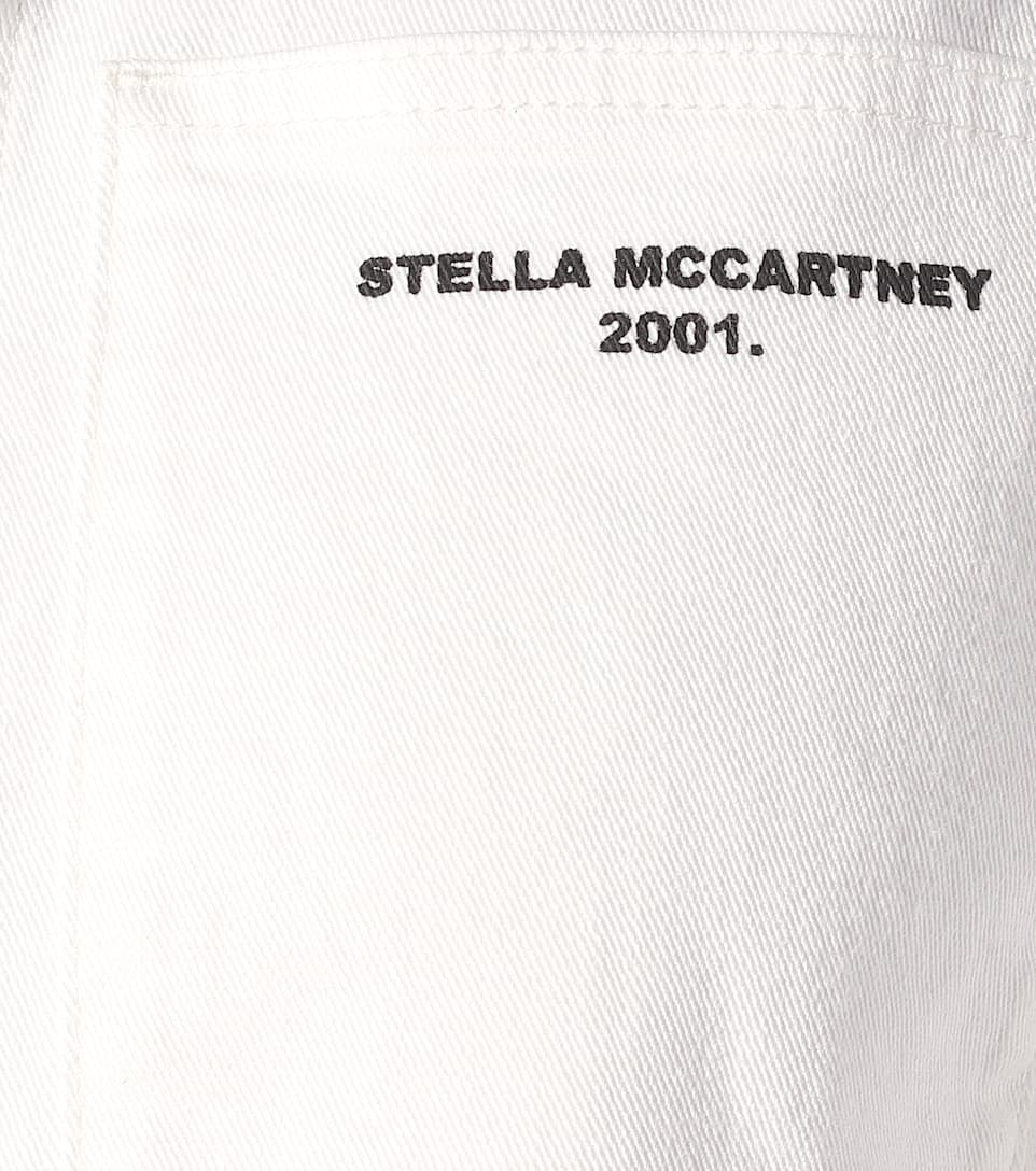 Stella McCartney - Stretch-cotton jumpsuit