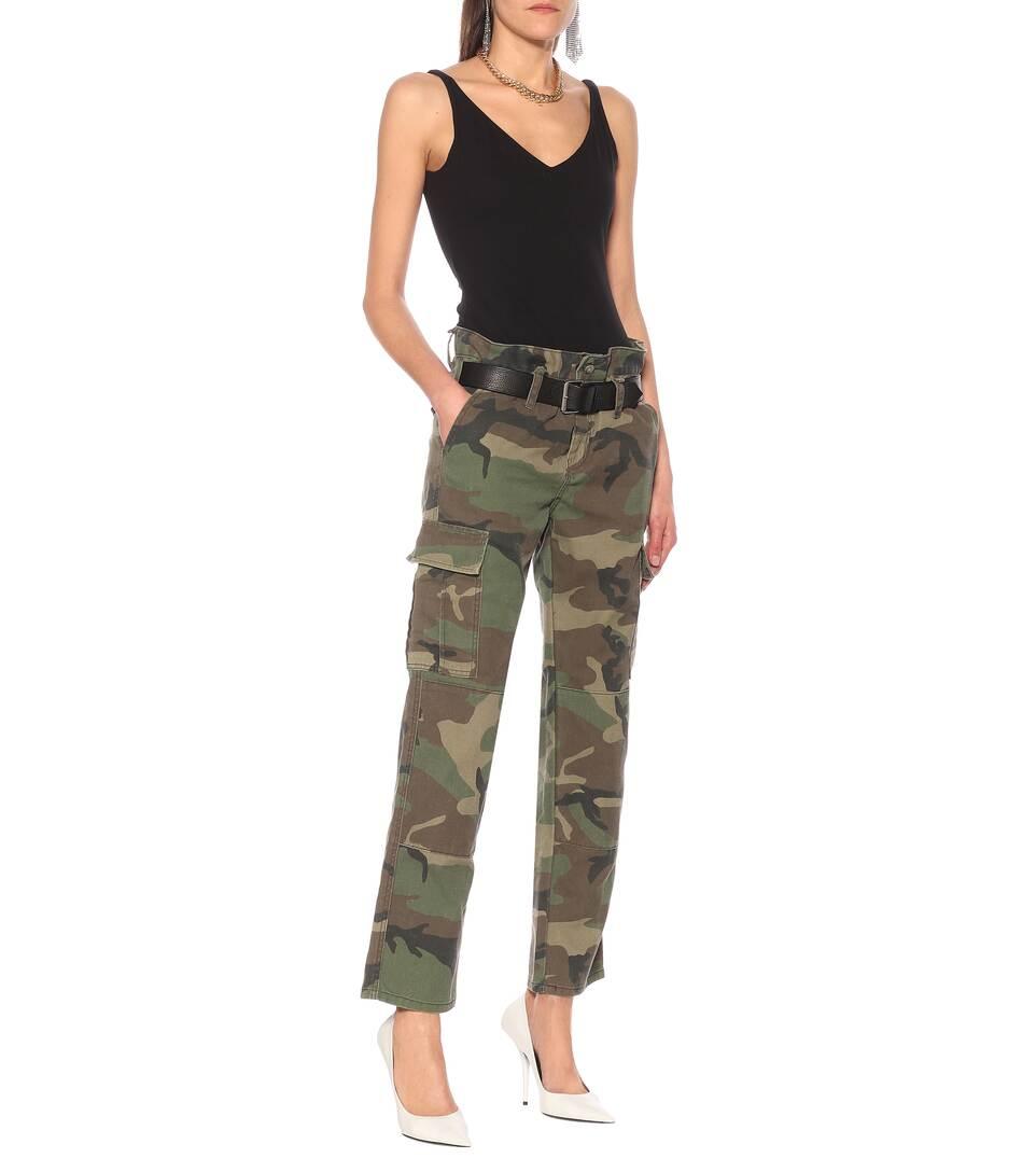 RtA - Sallinger camo-print cargo pants