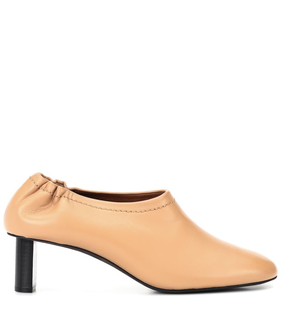 Joseph Ankle Boots aus Leder