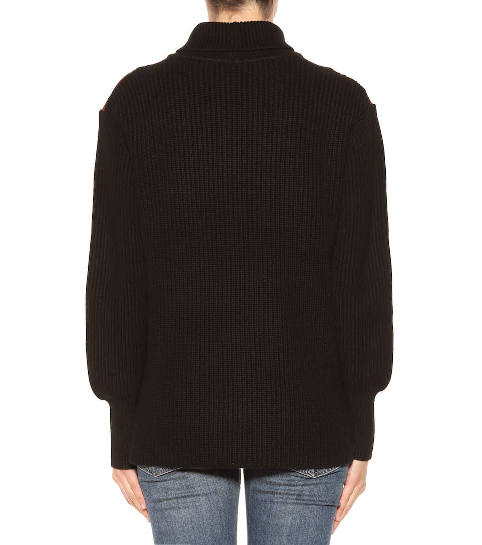 Burberry Pullover aus Wolle und Cashmere