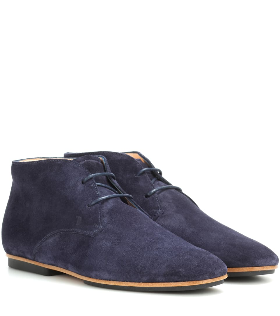 tod s suede oxford shoes mytheresa