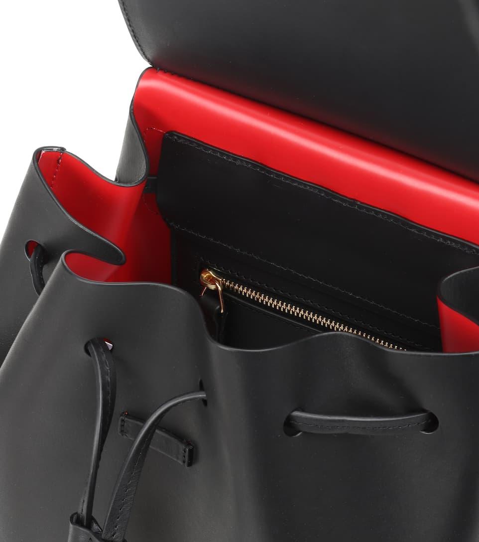 Livraison Gratuite Véritable Leather Mini Backpack Vente Boutique CqdUjt