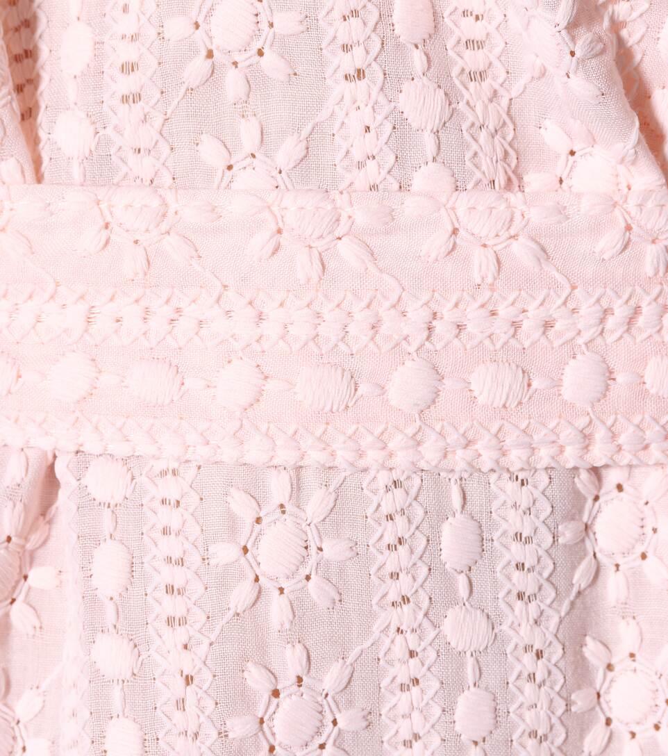 Melissa Odabash Minikleid Alicia aus Baumwolle