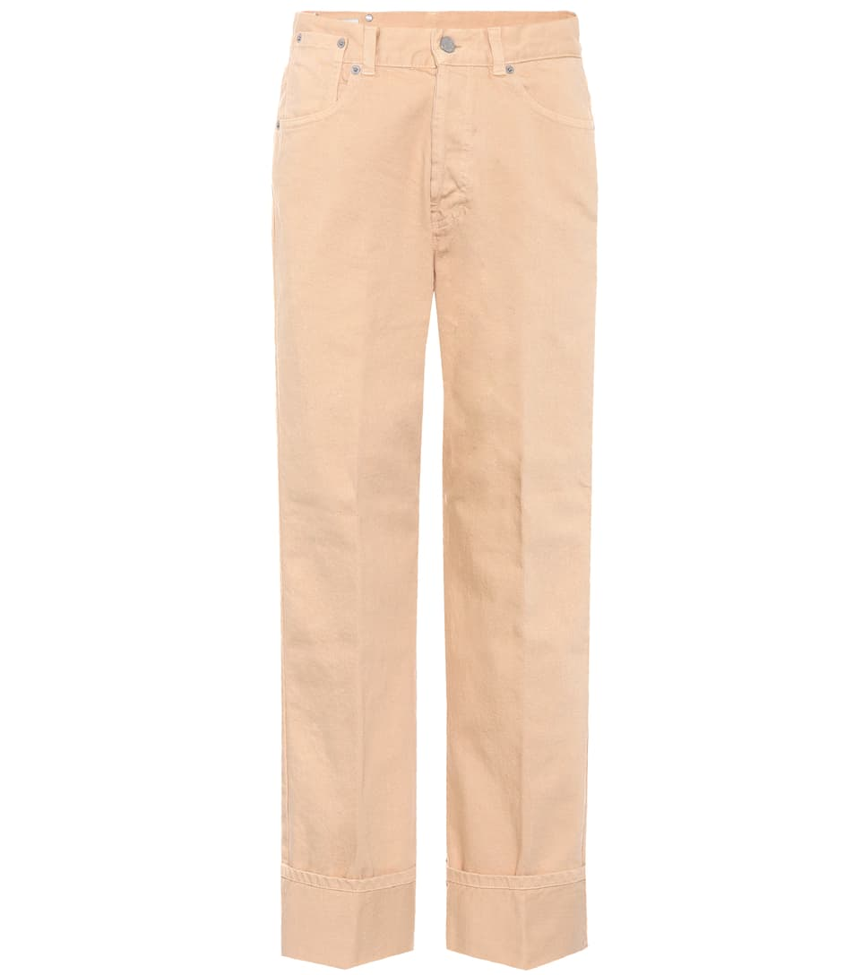 Dries Van Noten High-Rise Hose