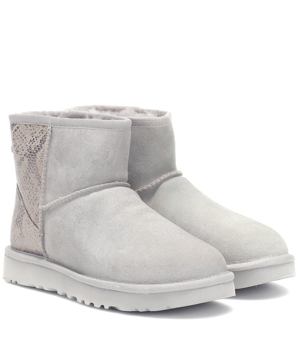 e8853eda4160 Ugg - Classic Mini Metallic boots
