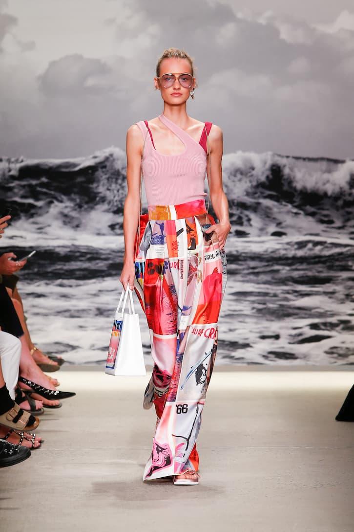 Wavelength High-Rise Silk Pants | Zimmermann - Mytheresa