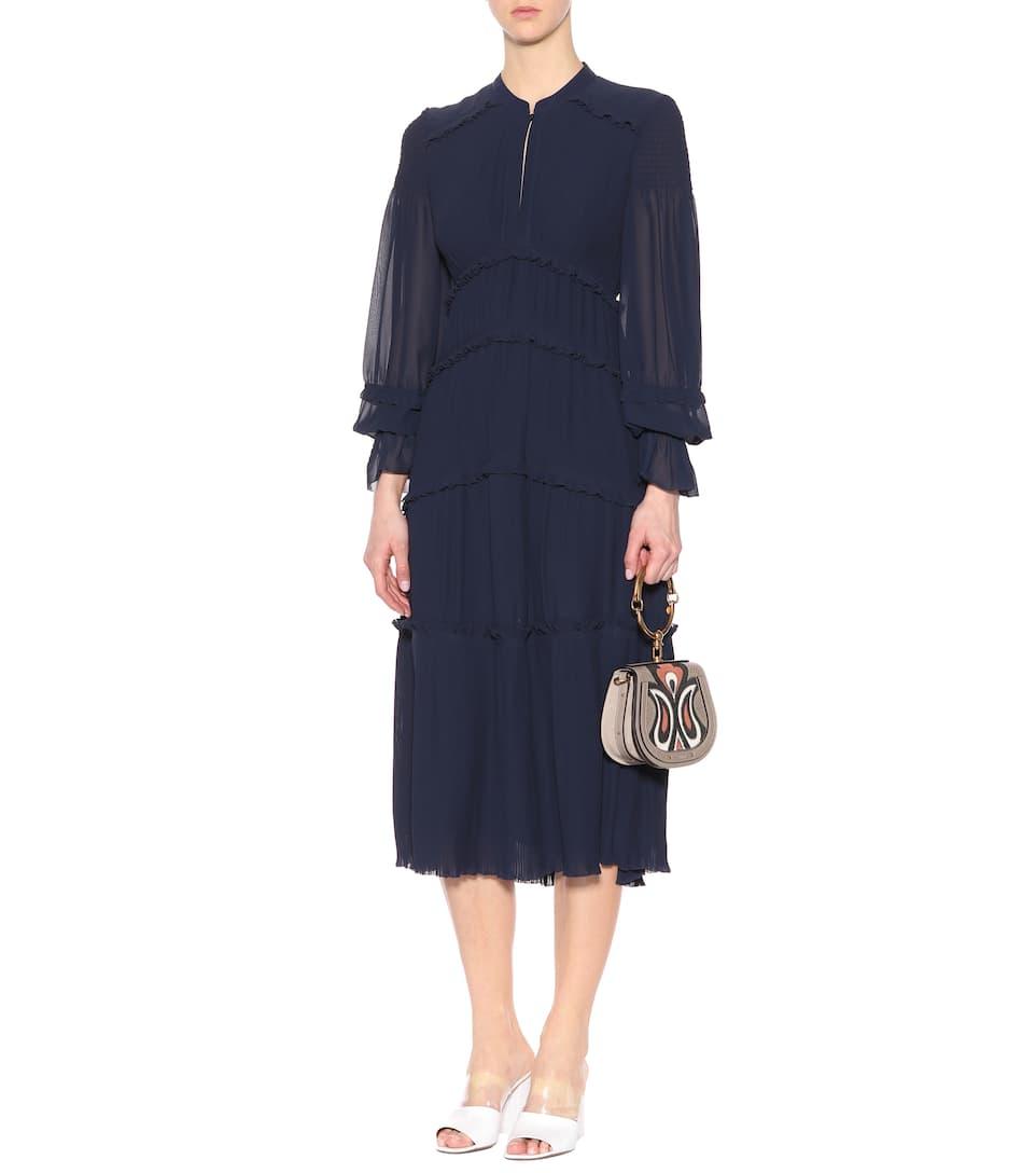 Tory Burch Kleid Stella aus Chiffon