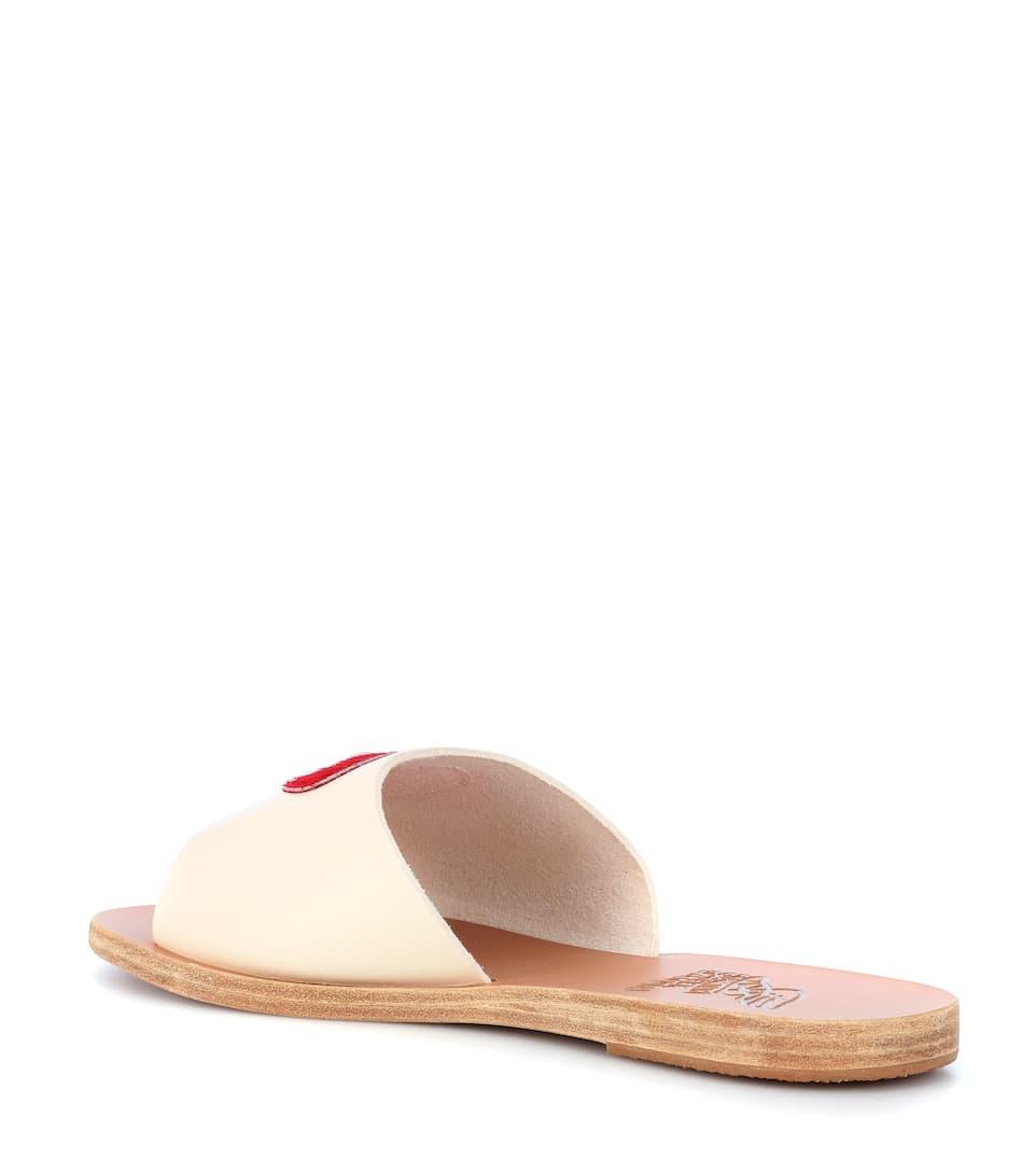 Taygete Eros leather sandals Ancient Greek Sandals sbC3hBCjV