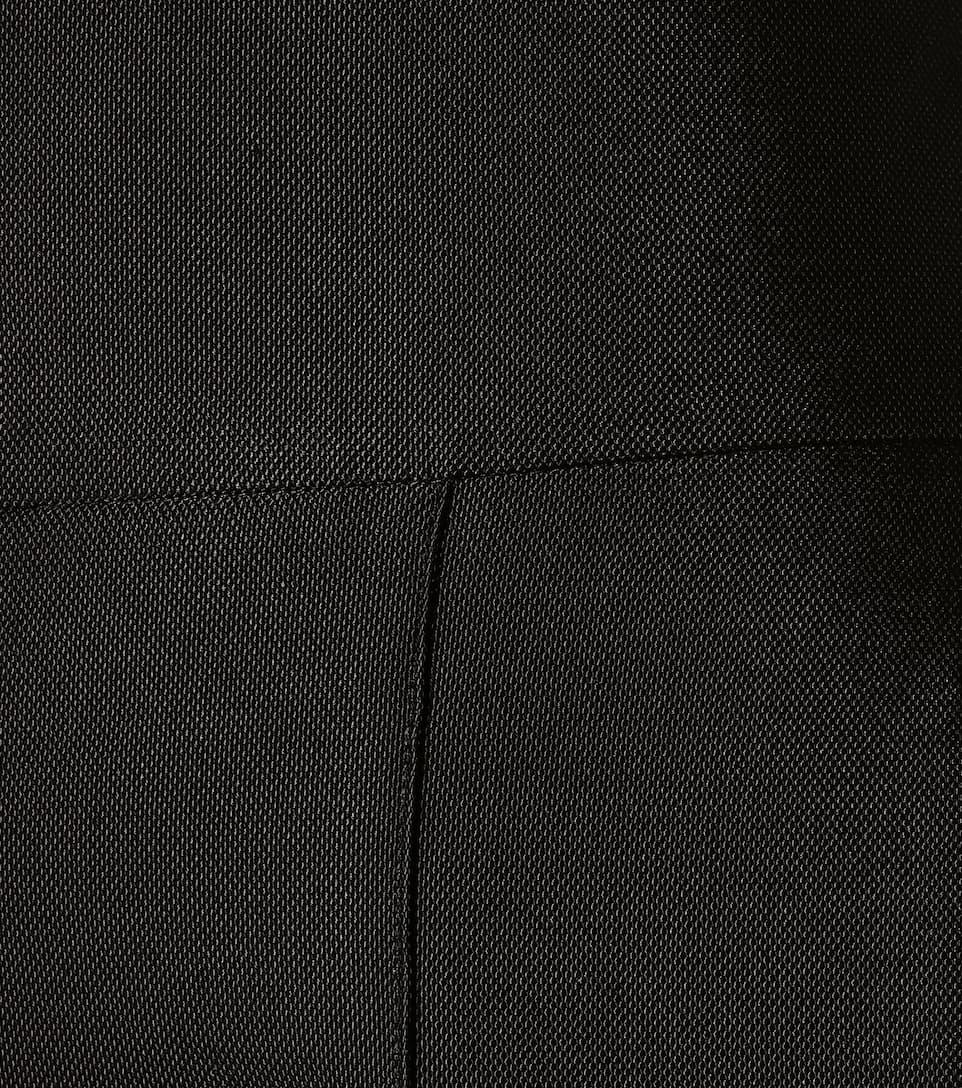 Alexandre Vauthier - High-rise skinny cotton-blend pants