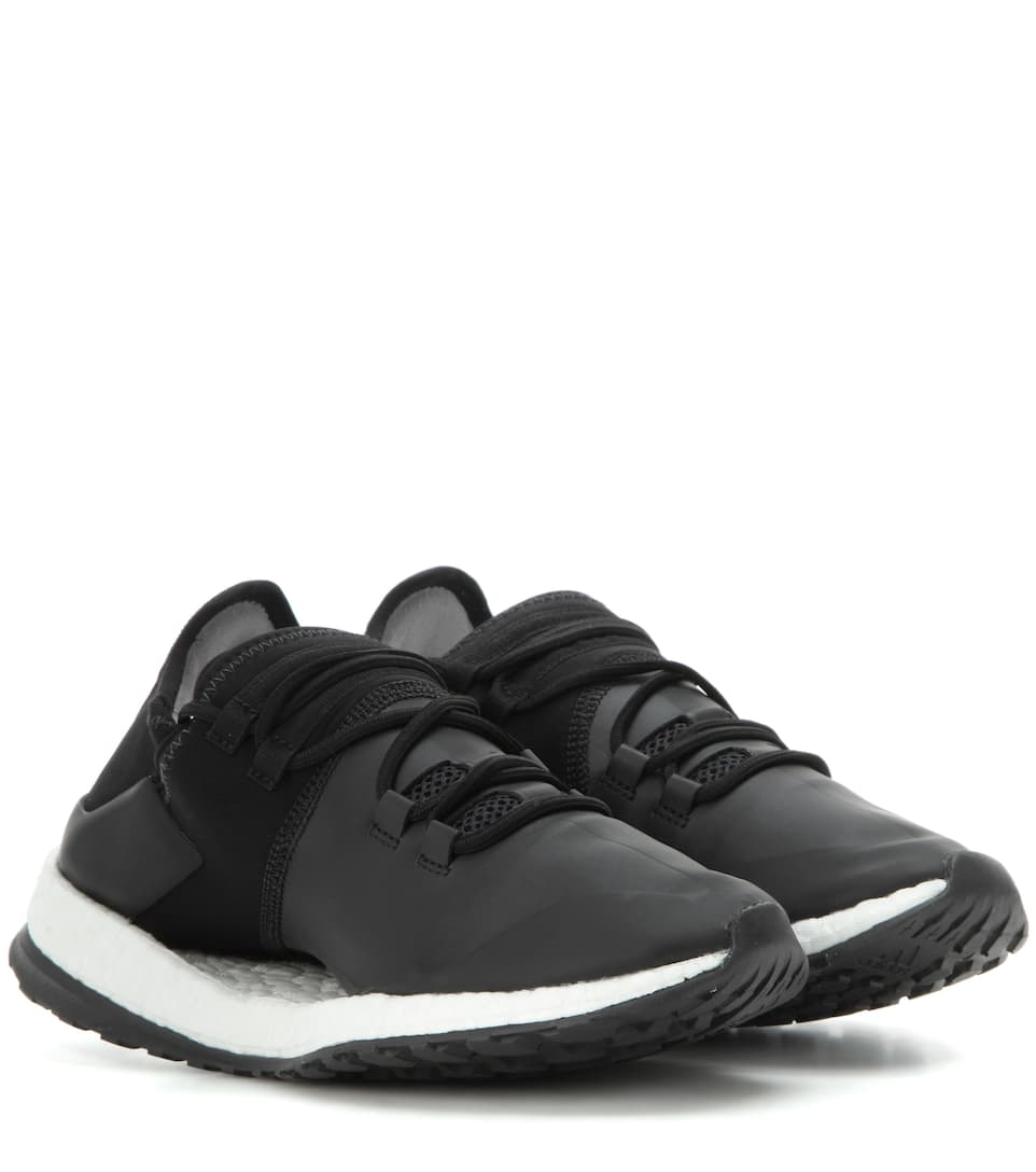 Y-3 Sneakers Run X aus Neopren