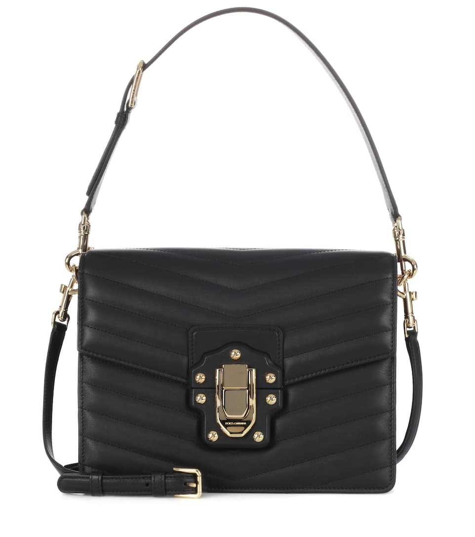 Dolce & Gabbana Shoulder Bag Of Leather Lucia