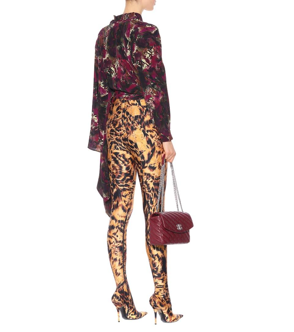 Balenciaga Stiefel mit Hose Cosmetic Pantashoes in Schuhgröße 40