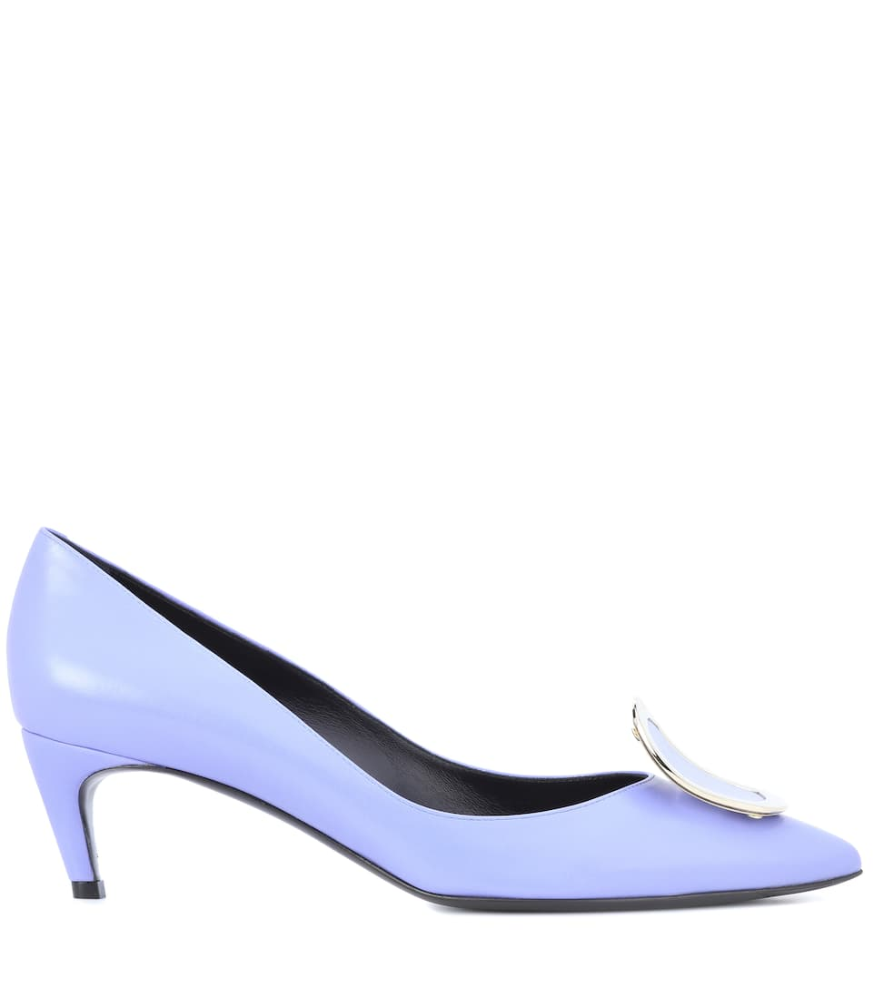 Roger Vivier Pumps Chips From Patent Leather
