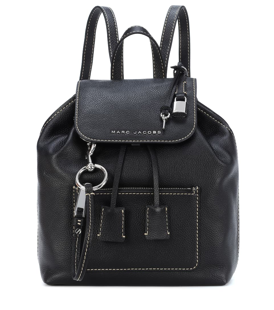93ea3cc67e Marc Jacobs - The Bold Grind leather backpack