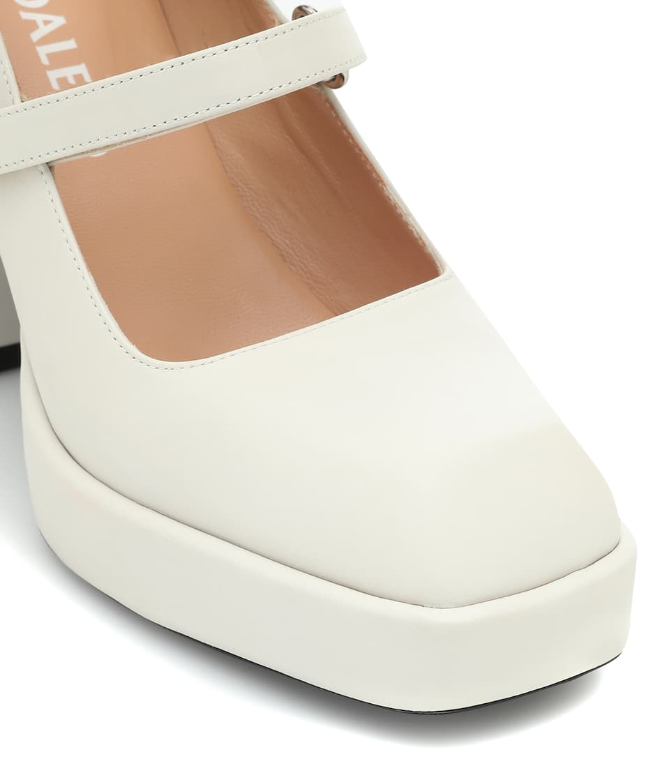 Pumps Bulla Babies in pelle