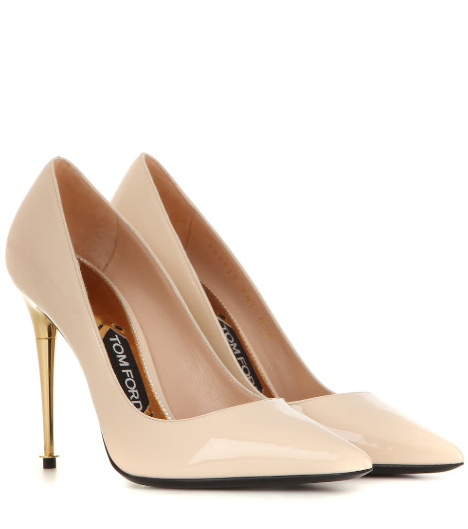 Tom Ford Leather Pumps HAI49ZuX