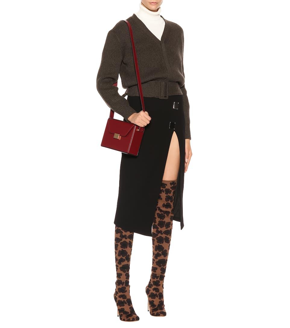 Sac Cross-Body En Cuir Vanity - Victoria Beckham Ebay En Ligne Real Vente Pas Cher g3byx4hi
