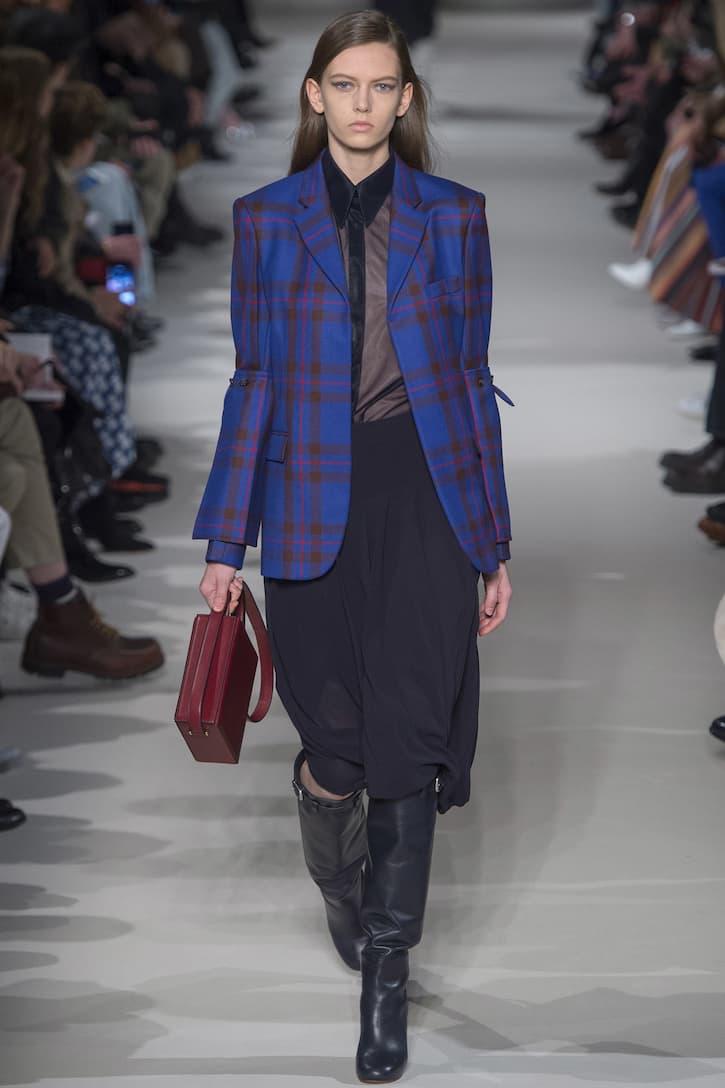 Victoria Beckham Crossbody Bag-vanity From Calfskin