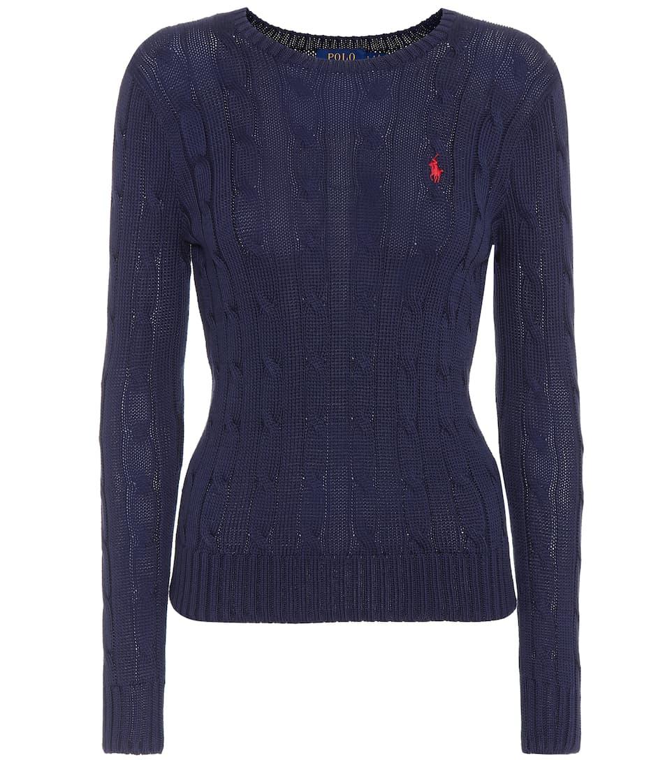Polo Ralph Lauren Pullover aus Pima-Baumwolle