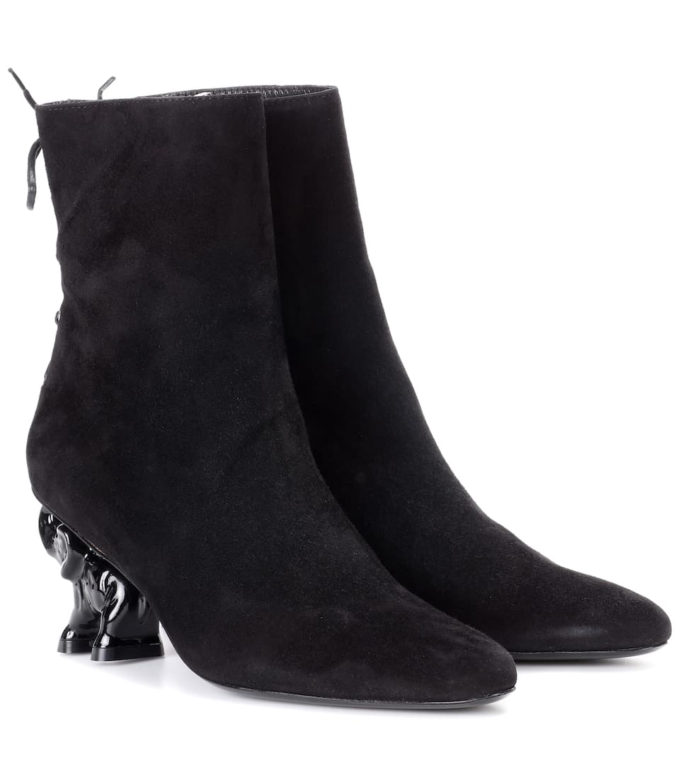 Dorateymur Ankle Boots Suede From