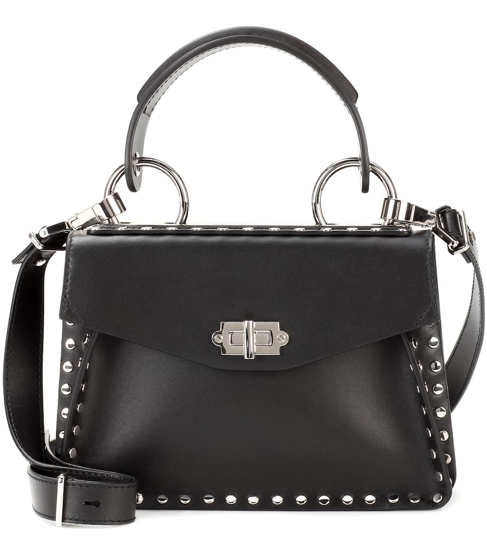Sac Cross-Body En Cuir Clouté Hava Small - Proenza Schouler