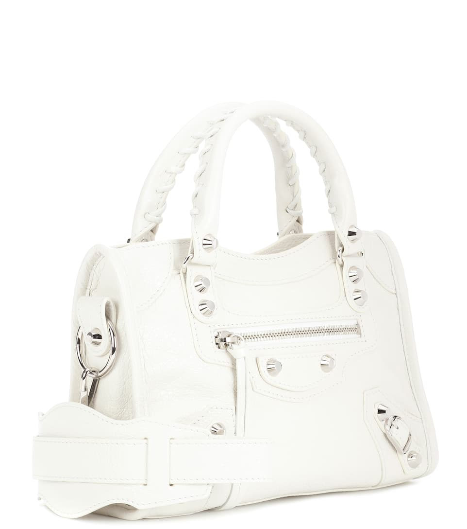 Balenciaga Ledertasche Classic Mini City