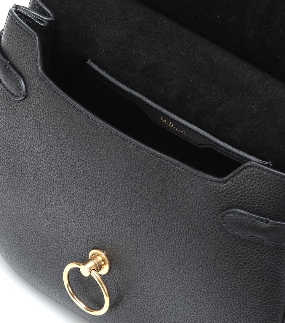 Amberley Leather Shoulder Bag - Mulberry   mytheresa 1ec381813d