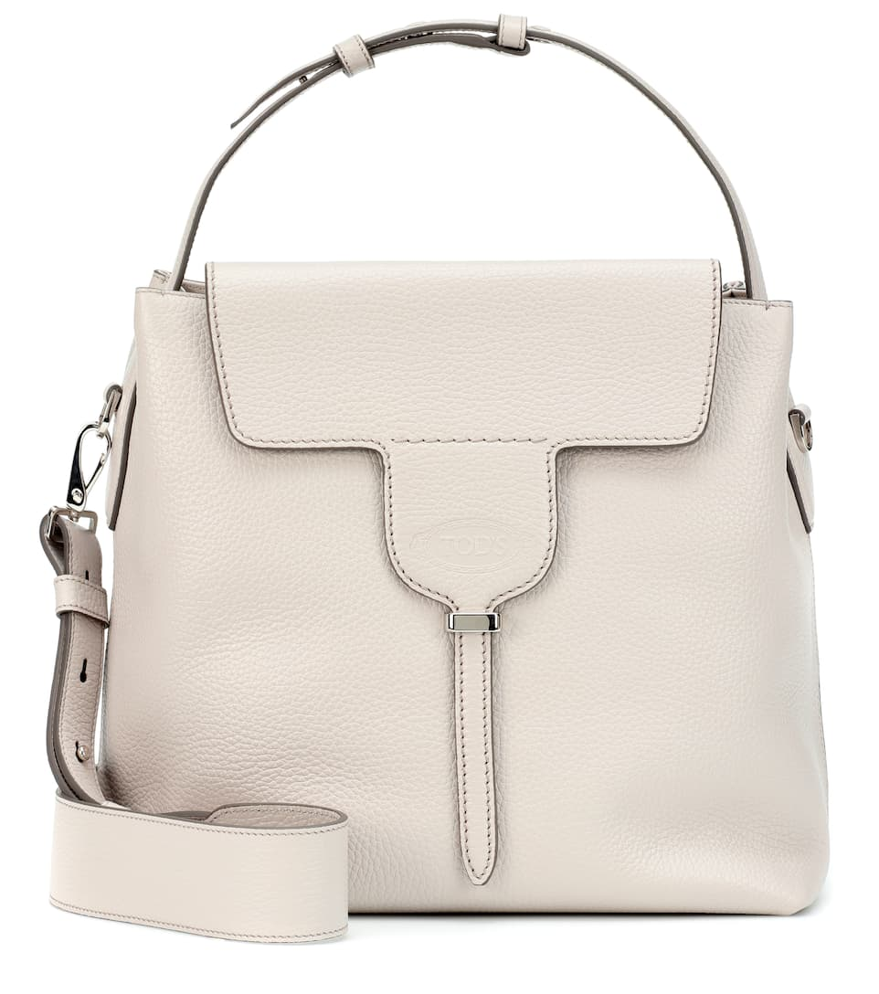Tasche New Joy Small Aus Leder by Tod's