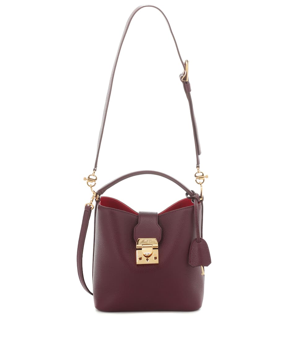 Mark Sac En Cross Seau Murphy Small Cuir E2WD9IHYbe