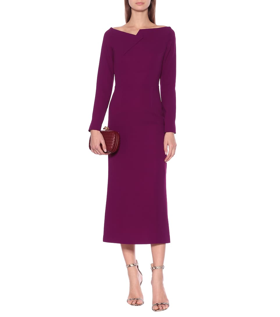 Roland Mouret - Romolo midi dress