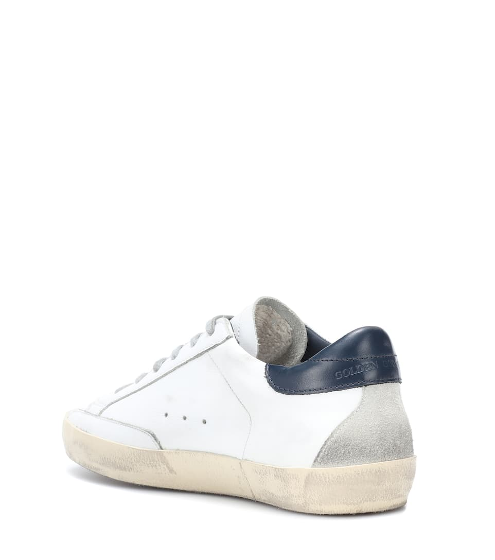 Golden Goose Deluxe Brand Sneakers Superstar aus Leder Billig Verkauf 2018 Neue GBhUluPd2