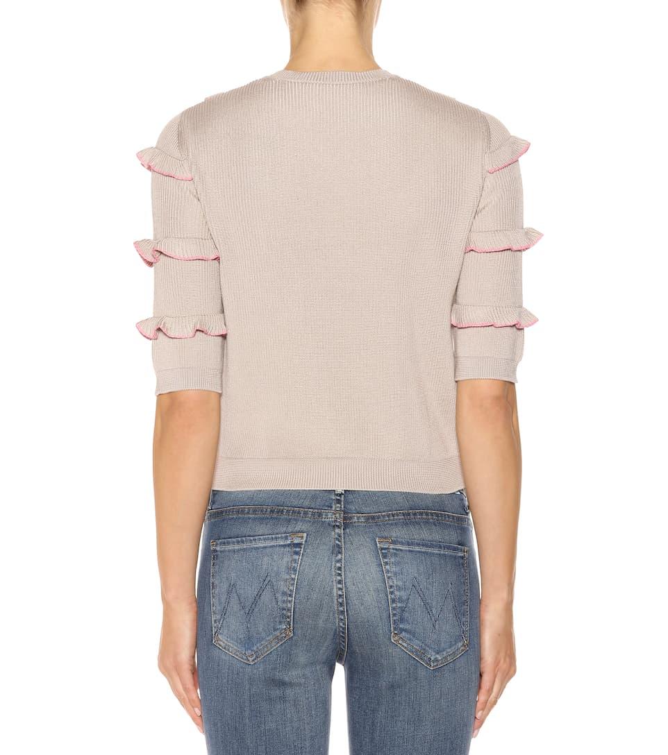 Valentino Pullover aus Baumwolle