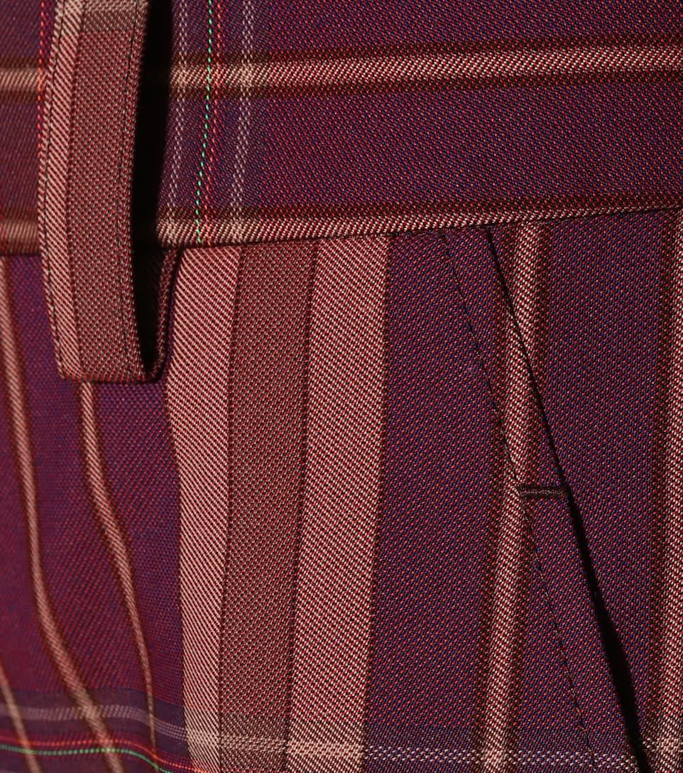Steckdose Billigsten Acne Studios Karierte Hose Trea mit Wollanteil Webseiten Billig Verkauf Mit Paypal Auslass Echt Kosten Online HIzRHsa