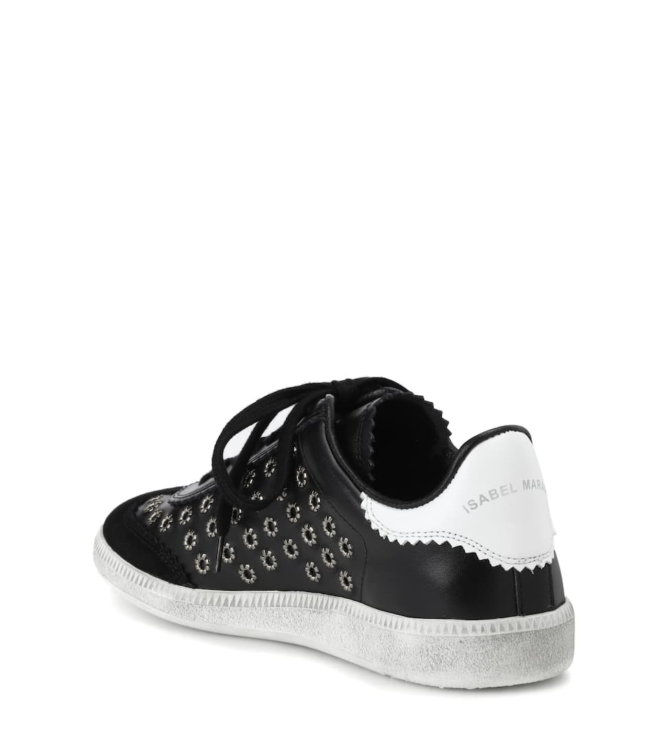 Isabel Marant Sneakers Bryce Of Leather