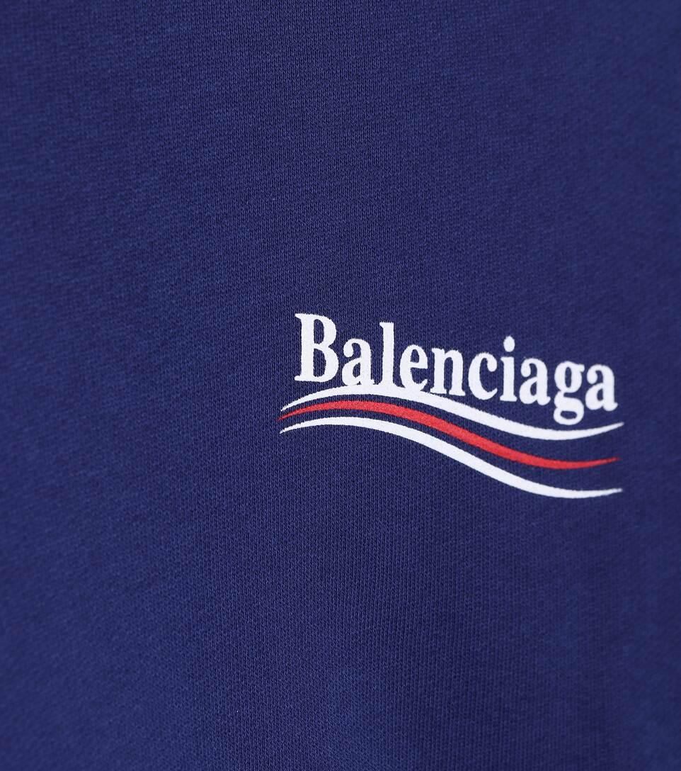 Balenciaga Kids Hoodie With A Cotton-share