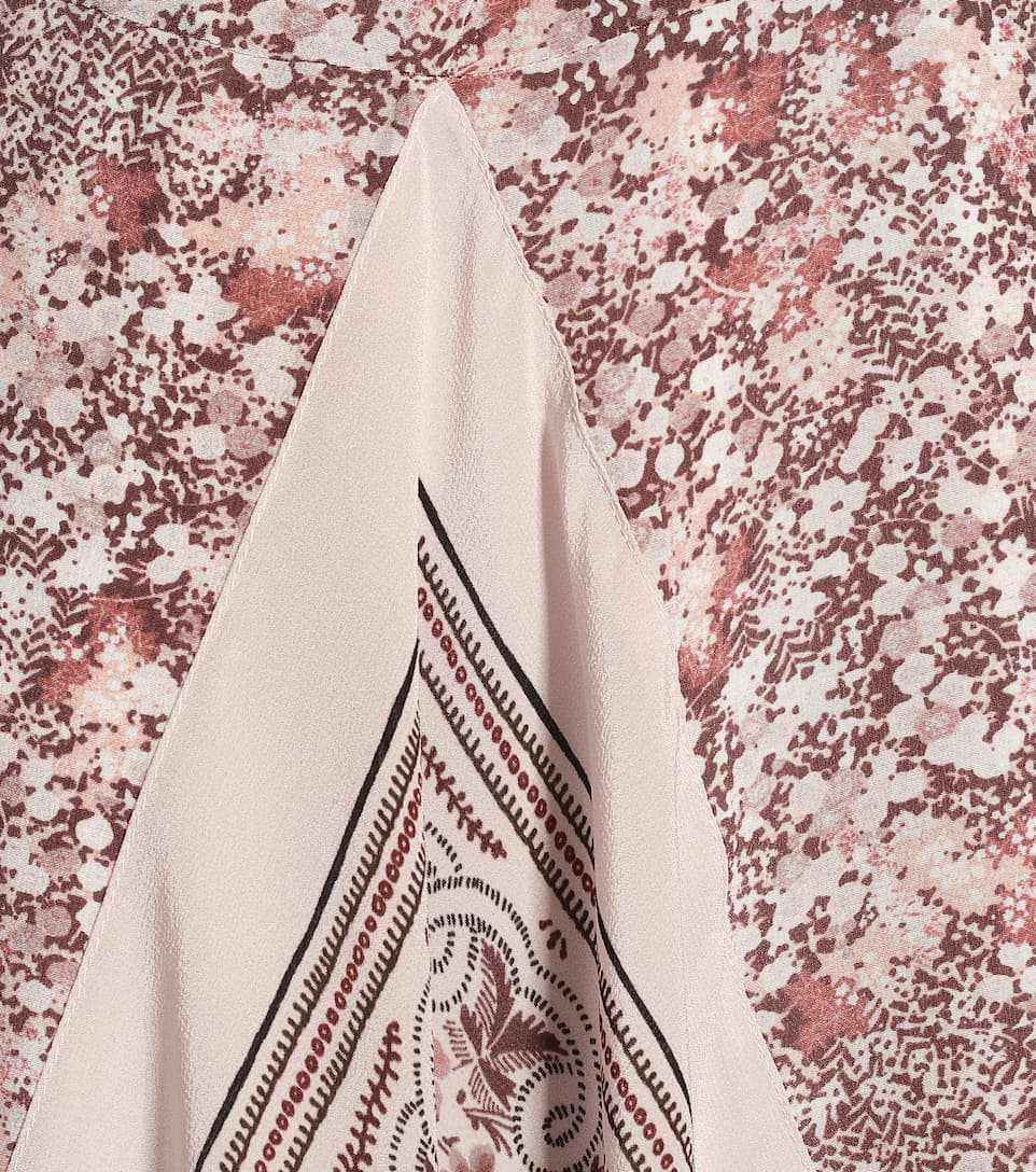 Altuzarra - Elvira printed silk dress