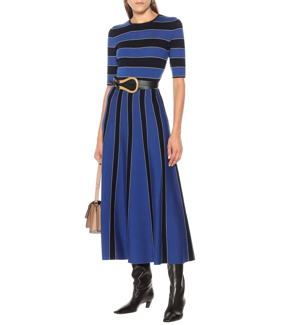 Capote Wool-Blend Dress | Gabriela Hearst