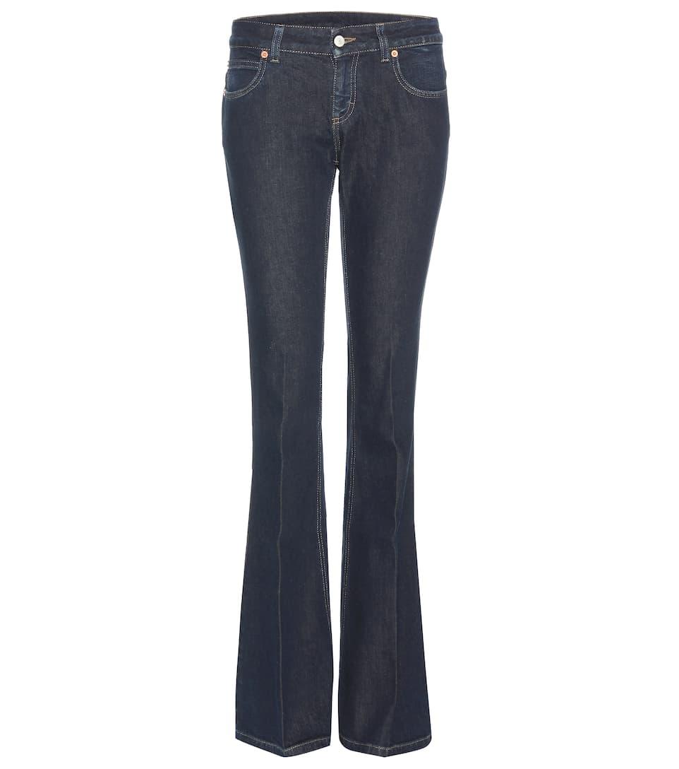 Gucci Flared Jeans Auslass Beste Ort  Rabatt 2018 Online x9amtQ