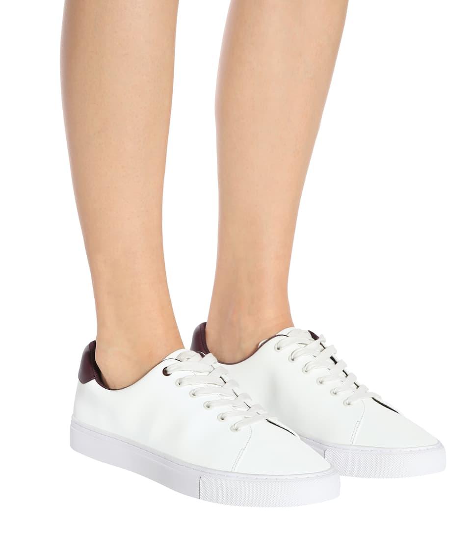 Tory Sport Sneakers Reflective aus Leder Zuverlässige Online 4JweIHCg